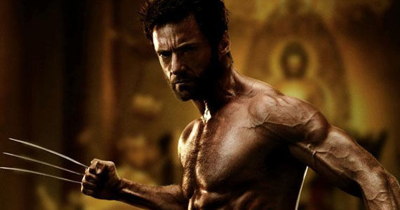 The Wolverine 2 Hugh Jackman Official Man of Steel and Wolverine Trailers to Premiere with The Hobbit: An Unexpected Journey [Updated]