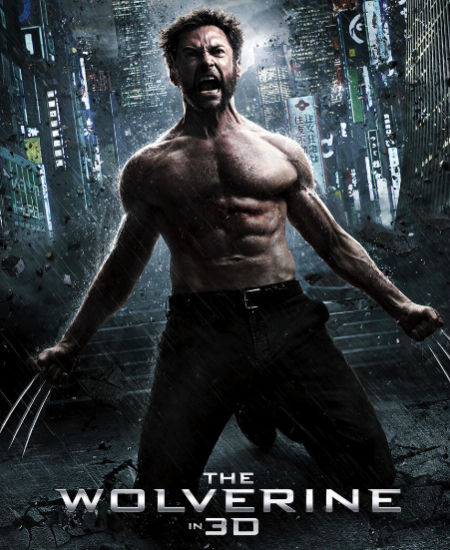 The Wolverine 3D Box Office