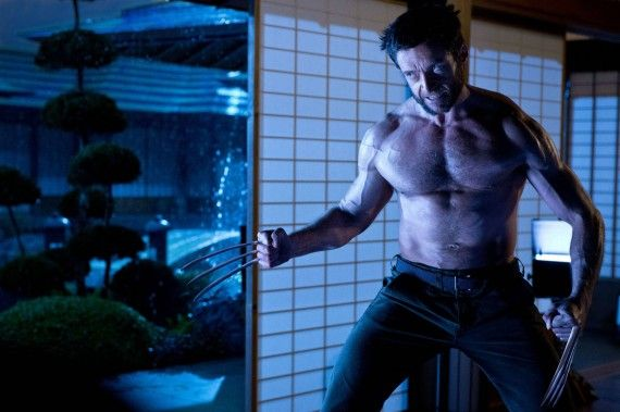 The Wolverine High Res Photo 570x379 X Men: New Wolverine Photo, First Class Concept Art & Famke Janssens Hopeful Return