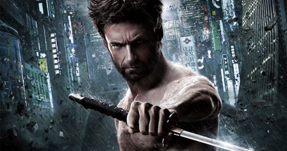 The Wolverine Logan Samurai Sword The Wolverine Set Interview: Hugh Jackman