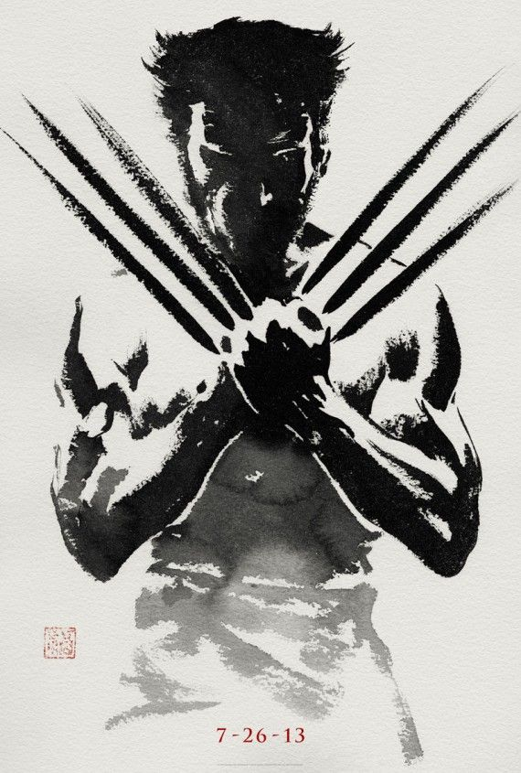 The Wolverine Movie Poster 570x845 X Men: Days of Future Past Box Office Cant Beat X3 Domestically; Sets Worldwide Record