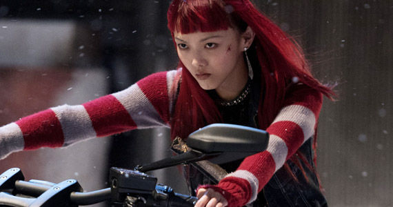 The Wolverine Rila Fukushima Interview The Wolverine Set Interview: Rila Fukushima