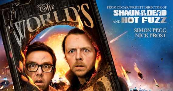'The World's End' Trailer: Edgar Wright's Apocalypse, Revealed