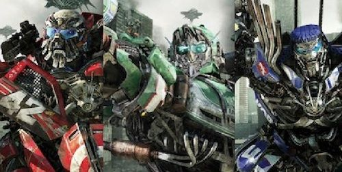 The Wreckers in Transformers Dark of the Moon Transformers 3 Characters: The Complete Guide