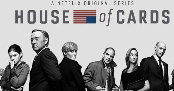The cast of House of Cards Netflix David Fincher May Not Direct Any House of Cards Season 2 Episodes