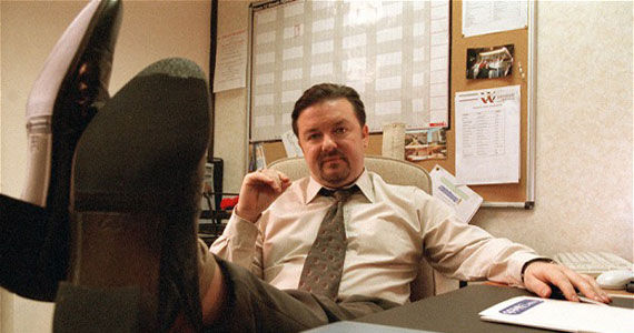 The office David Brent TV News Wrap Up: 24: Live Another Day Videos, Hemlock Grove S2 Premiere and More