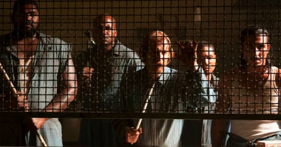 The prisoners of The Walking Dead Season 3 Sick The Walking Dead Season 3, Episode 2: Sick Recap