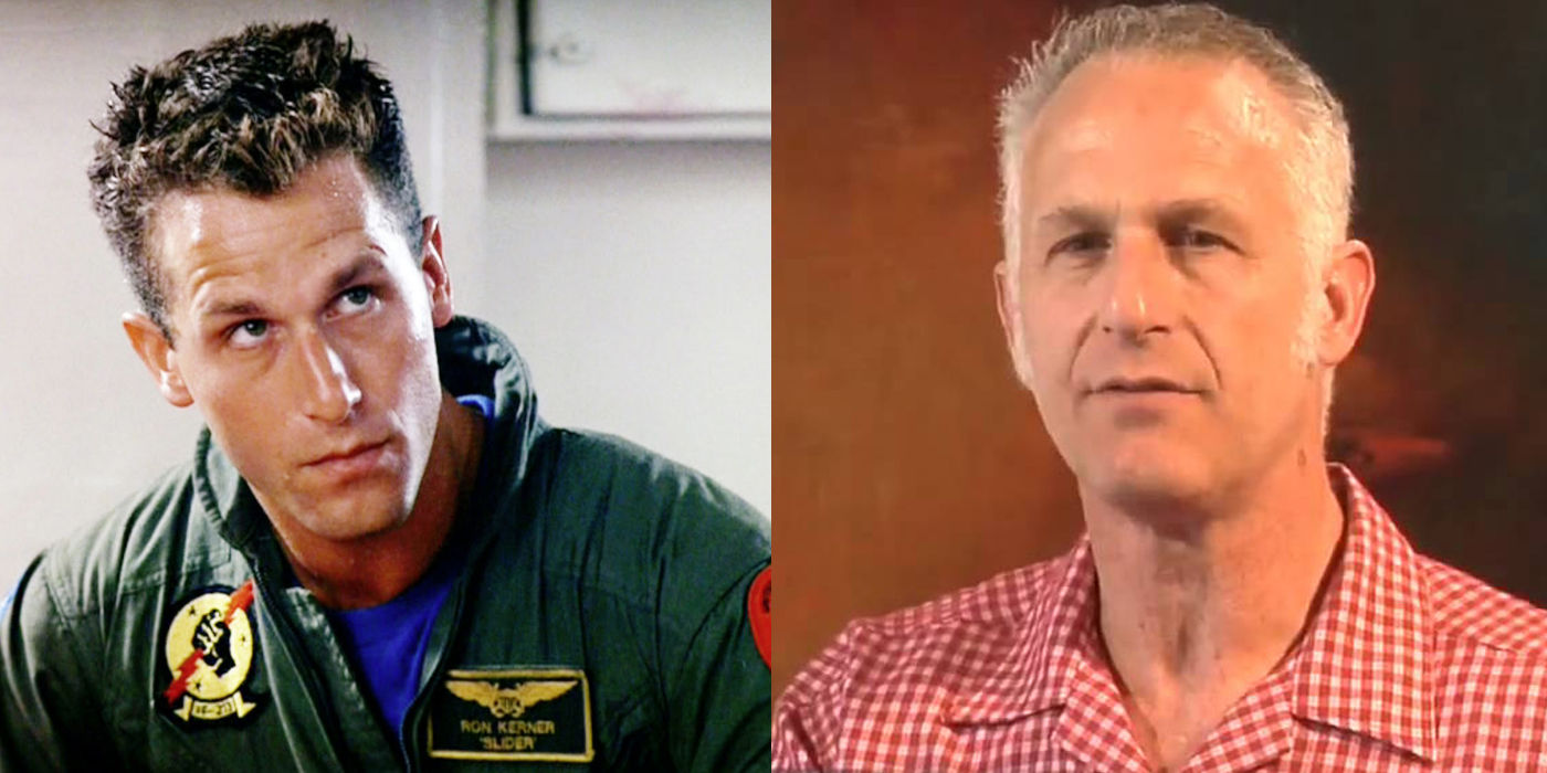 Where Are They Now? The Cast Of Top Gun