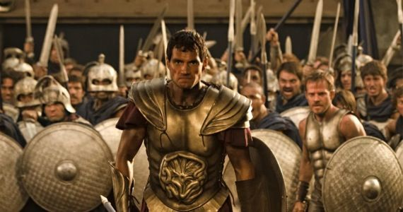 Third trailer for Immortals with Henry Cavill Screen Rants 2011 Fall Movie Preview