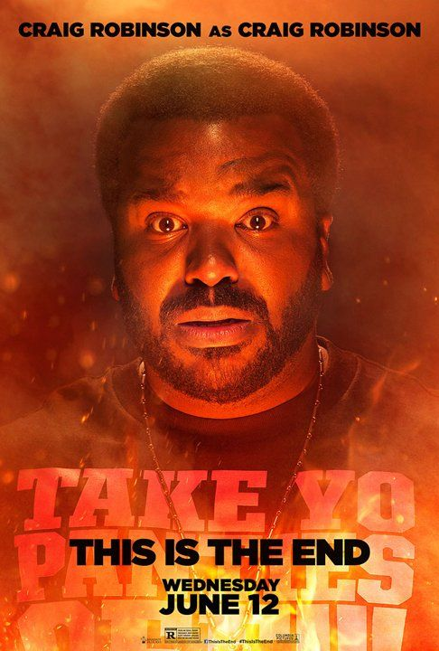 This Is The End Posters Craig Robinson This Is The End Posters   Craig Robinson