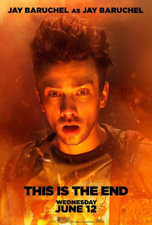 This Is The End Posters Jay Baruchel This Is The End Posters   Jay Baruchel