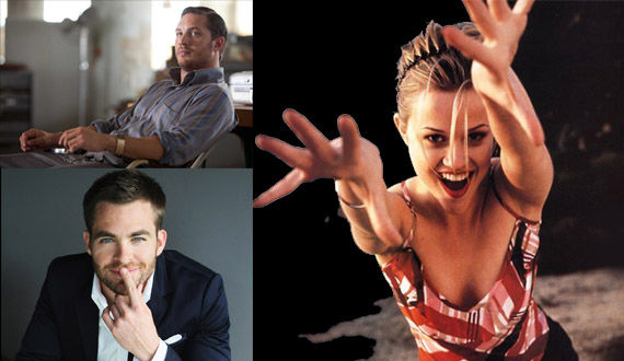 This Means War Chris Pine Tom Hardy Reese Witherspoon Chelsea Handler Takes A Side In This Means War