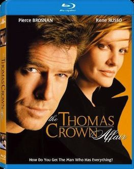 Thomas Crown Affair blu ray box art DVD/Blu ray Breakdown: April 6, 2010