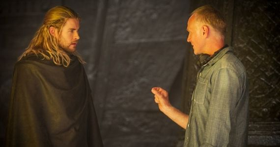 Thor 2 Chris Hemsworth and Alan Taylor This is What Thor 2 Director Alan Taylor Wanted to Change About Thor
