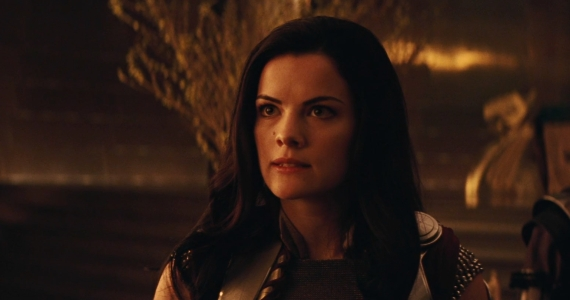 Thor 2 Dark World Lady Sif Thor: The Dark World: Jaimie Alexander Talks History Between Thor and Sif