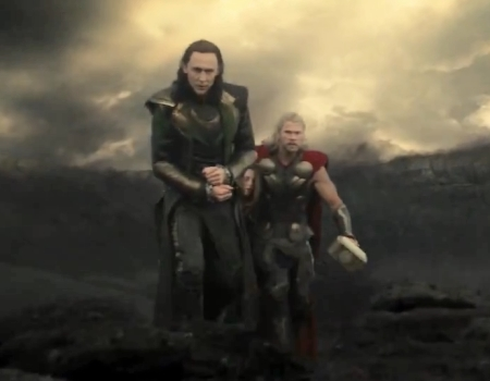 Thor 2 Dark World Trailer Jane Illness