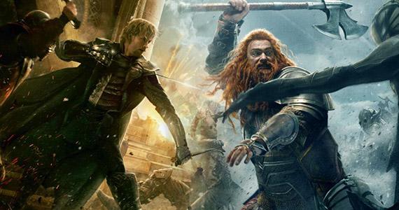 Fandral The Dashing Thor 2 Badass 'Thor ...