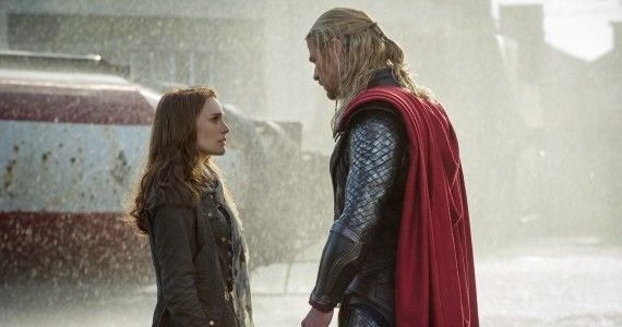 Thor 2 The Dark World Natalie Portman Chris Hemsworth Thor: The Dark World Review