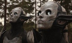 Thor 2 The Dark World Official Photo Dark Elven Masks Closeup 280x170 Thor 2 After Credits Scenes, Box Office Forecast & New Images