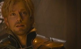 Thor 2 The Dark World Official Photo Fandral Zachary Levi Closeup 280x170 Thor 2 After Credits Scenes, Box Office Forecast & New Images