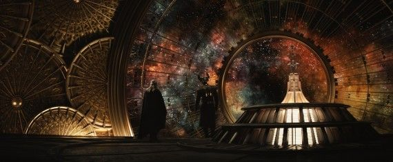 Thor 2 The Dark World Official Photo New Observatory 570x235 Thor 2 After Credits Scenes, Box Office Forecast & New Images