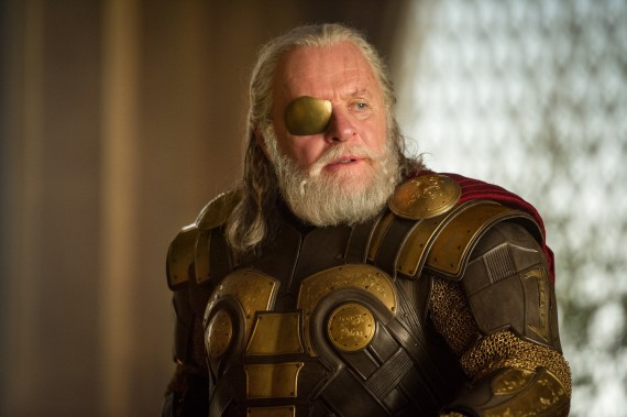 Thor 2 The Dark World Official Still Photo Odin Armor 570x379 Thor 2 The Dark World Official Still Photo Odin Armor