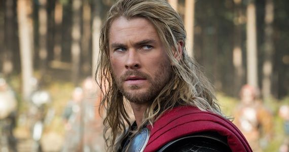 Thor 2 The Dark World Star Chris Hemsworth Weekend Box Office Wrap Up: December 1, 2013