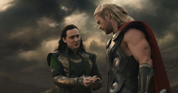Thor 2 The Dark World Tom Hiddleston Chris Hemsworth Thor: The Dark World Review