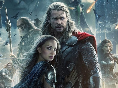 Thor 2 The Dark World Trailer Discussion