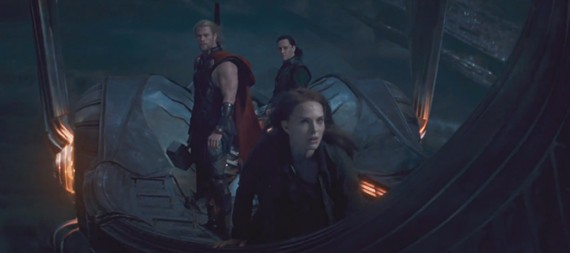 Thor 2 The Dark World Viking Skiff Still Trailer 570x253 Thor 2 The Dark World Viking Skiff Still Trailer