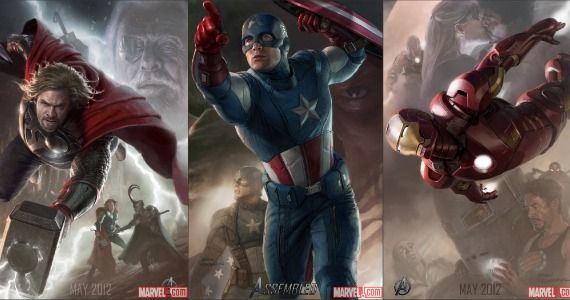 Thor Captain America Iron Man Avengers Who Should Lead The Avengers? Captain America vs. Iron Man vs. Thor