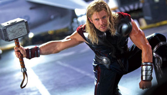 Thor Chris Hemsworth in The Avengers  The Avengers Review