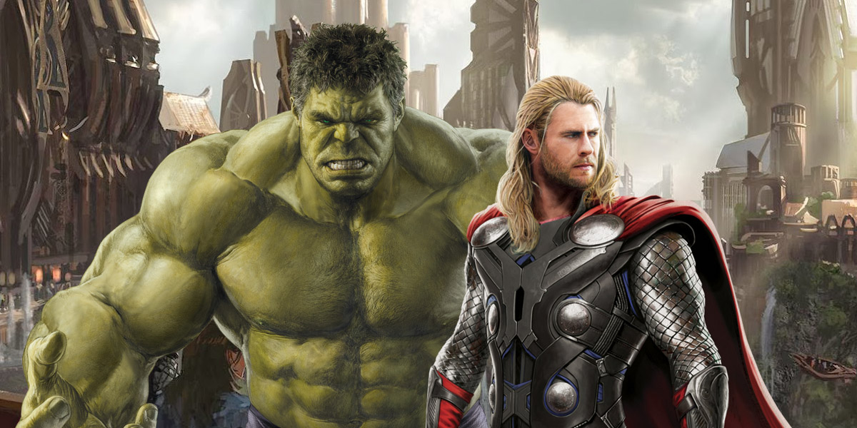 thor ragnarok character details planet hulk connections