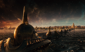 Thor Movie Bifrost Rainbow Bridge 280x170 Thor 2 Deals With The Aftermath of Thor & The Avengers