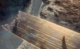 Thor Movie Bifrost Rainbow Bridge Destroyed 280x170 Thor 2 Deals With The Aftermath of Thor & The Avengers