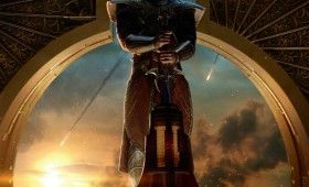 Thor The Dark World Heimdall poster 280x170 New Thor: The Dark World Footage in Featurette; Plus, Heimdall & Malekith Posters