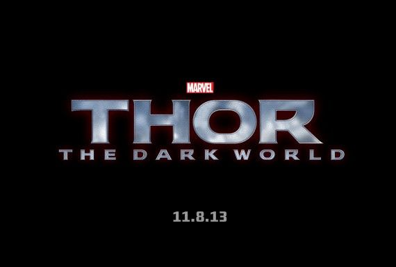 Thor The Dark World Logo Wallpaper 570x384 Rumor Patrol: Doctor Strange May Have A Big Role in Thor 2