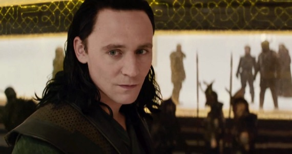 Thor The Dark World Tom Hiddleston as Loki Thor: The Dark World Undergoing Reshoots to Add More Loki; Early IMAX Release Planned