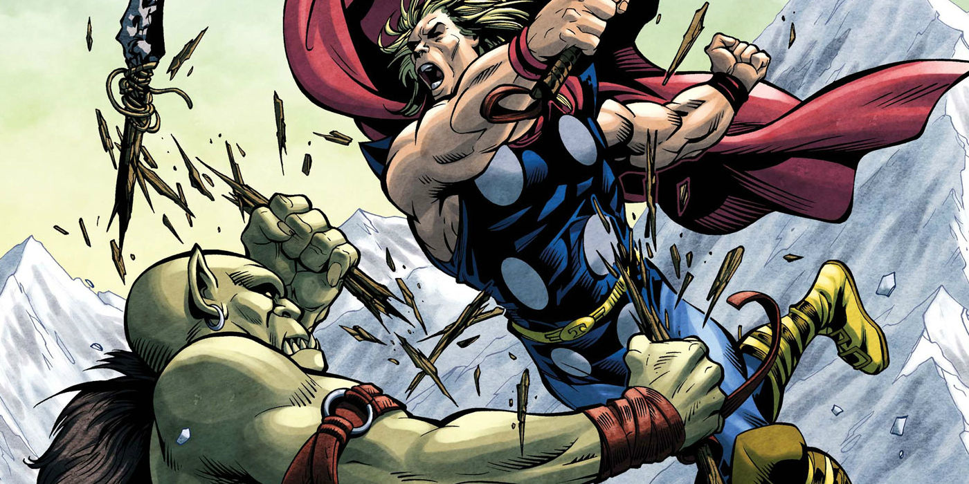 15 Superpowers You Didn't Know Thor Had