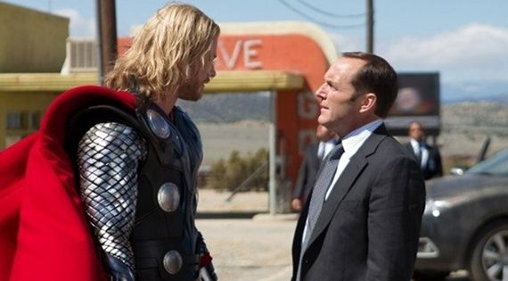 Thor and SHIELD agent Coulson Marvel Studios Looking to Short Films to Launch Lesser Known Characters