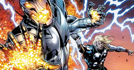 Thor vs. Ultron Chris Hemsworth Talks Thor 3 & Thor vs. Ultron in Avengers 2 [Video]
