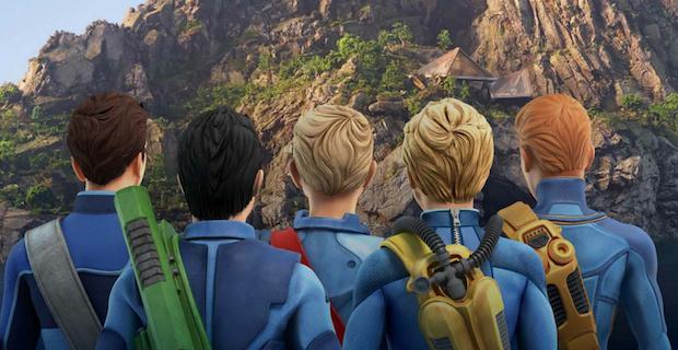 'Thunderbirds Are Go!' Teaser Trailer: We Need Your Help