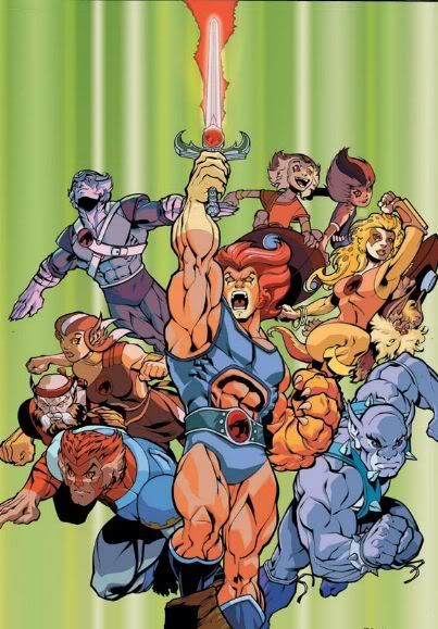 Thundercats1 Thundercats Movie Still Alive? Script Details Emerge