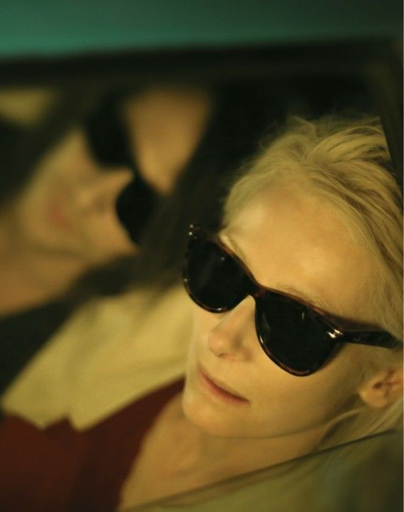 Tilda Swinton and Tom Hiddleston play vampires in Only Lovers Left Alive 570x722 Tilda Swinton and Tom Hiddleston play vampires in Only Lovers Left Alive