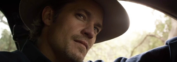 Timothy Olyphant in Justified Kin Justified Season 4, Episode 5 Review – The Games Afoot