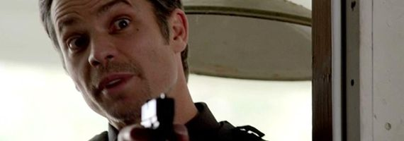 Timoty Olyphant as Raylan Givens Justified Loose Ends Justified Season 3, Episode 9: Loose Ends Recap