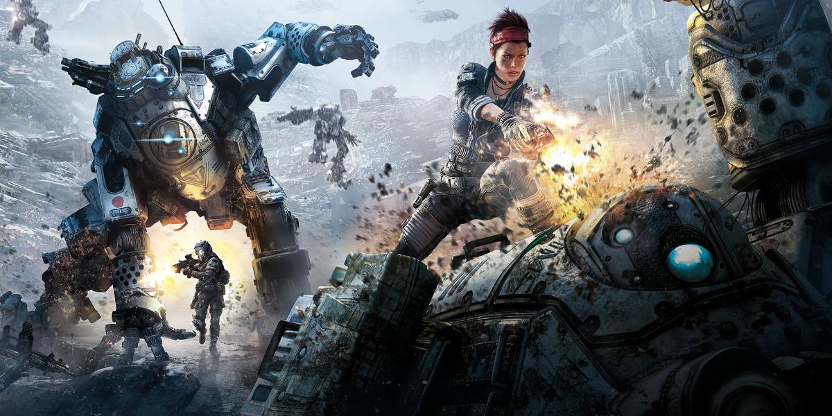 Titanfall EA Xbox One Respawn