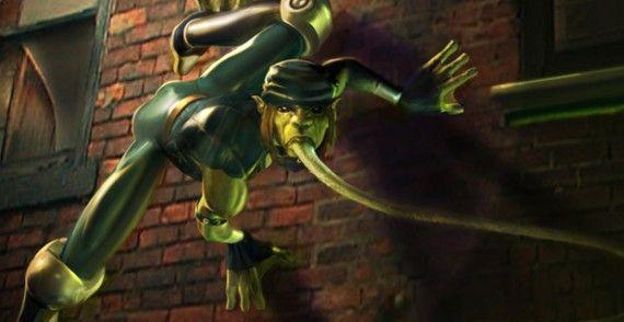 Evan Jonigkeit Toad 'X-Men: Days of Futu...