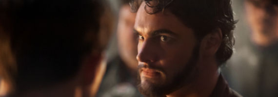 Tom Bateman in Da Vincis Demons The Prisoner Da Vincis Demons Season 1, Episode 3 Review – CSI: Florence
