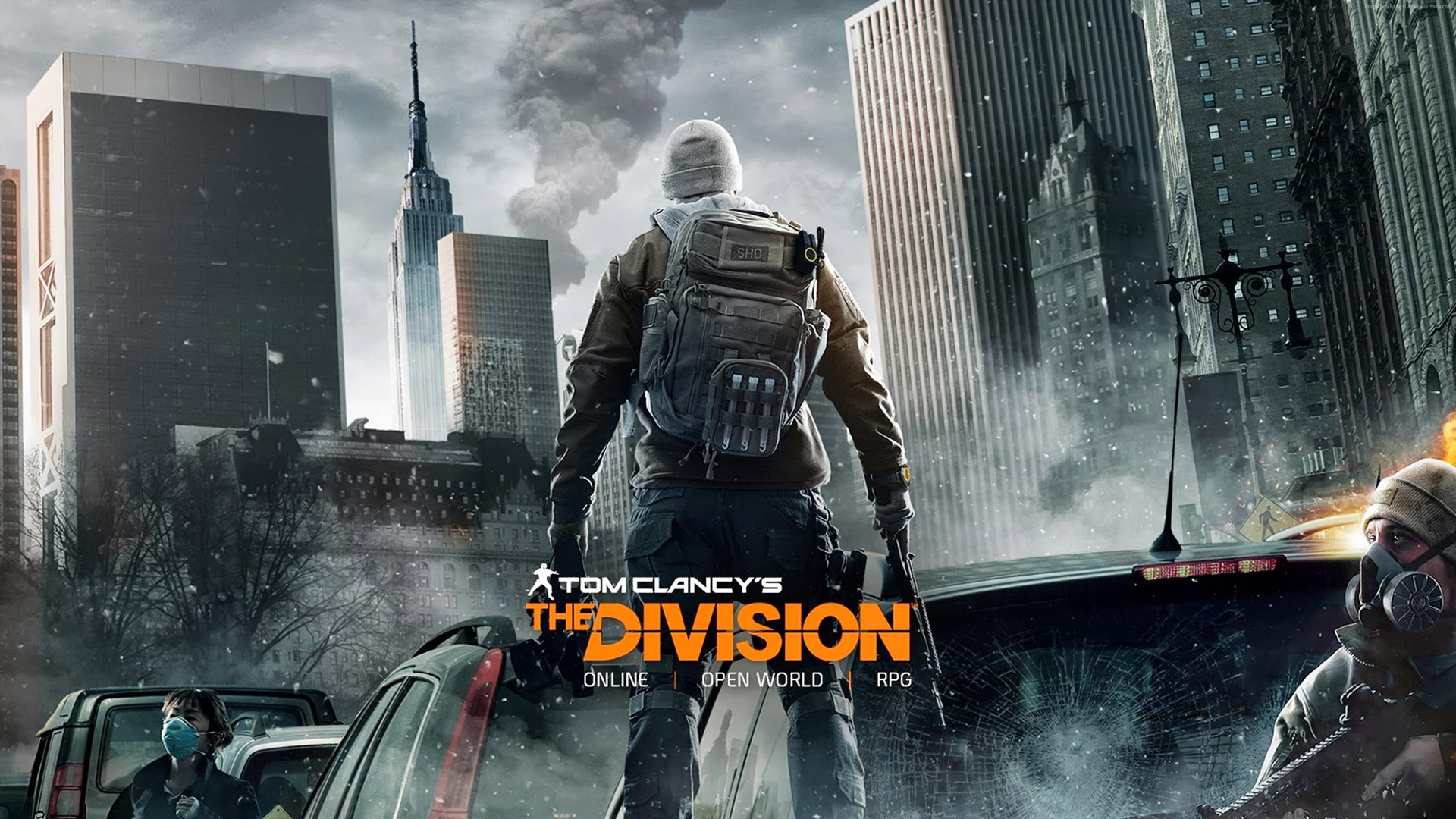 Скачать Tom Clancy's The Division бесплатно